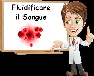rimedi per fluidificare il sangue
