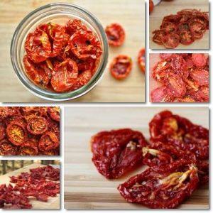 Proprietà e Benefici Pomodori Secchi