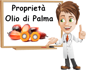 benefici olio di palma