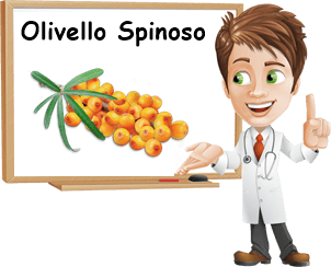 benefici olivello spinoso