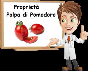 benefici polpa di pomodoro