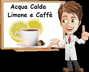 limone e caffè si può bere