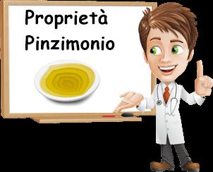 benefici pinzimonio
