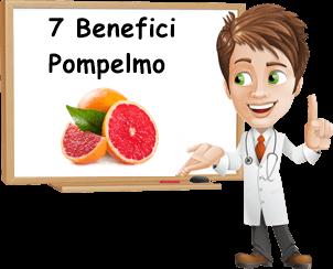 maggiori benefici pompelmo