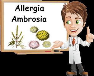 Allergia ambrosia