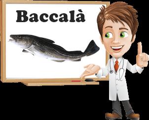 benefici baccalà
