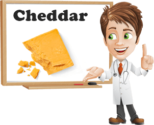 benefici formaggio cheddar