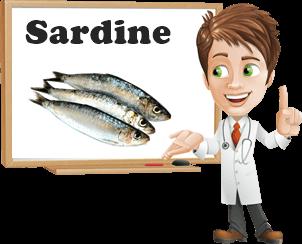 benefici sardine