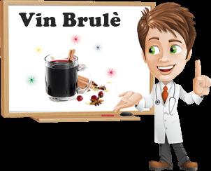 benefici vin brulè