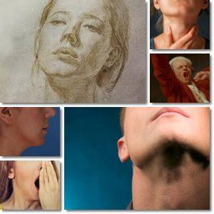 Crampi sotto al mento: Cause, Sintomi e Cura