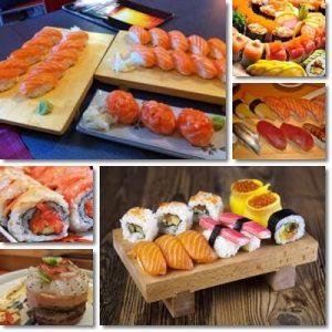 Proprietà e benefici Sushi