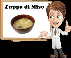 benefici zuppa di miso