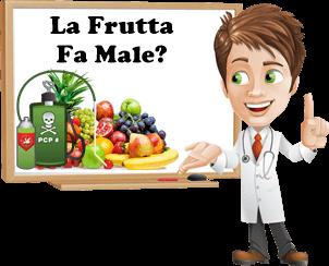 frutta e pesticidi