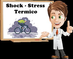 stress termico sintomi e cause
