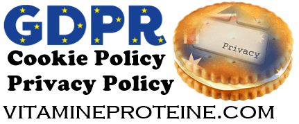 GDPR vitamineproteine.com