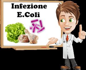 Infezione da e.coli