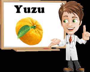 benefici frutto yuzu