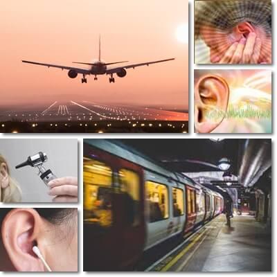 Orecchie Tappate: Aereo, Treno, Metro, Ascensore