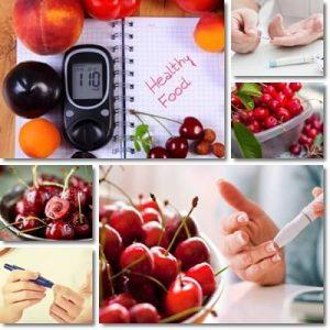 Posso mangiare le ciliegie se ho il diabete?