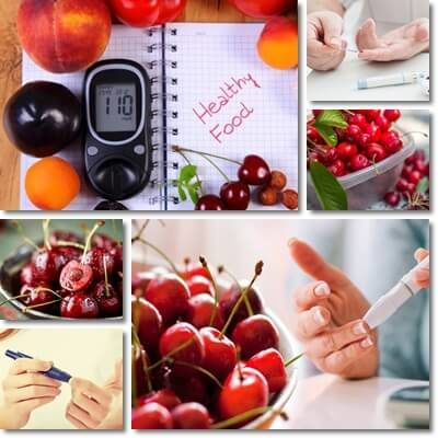 Ciliegie e diabete