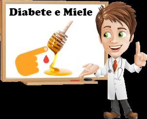 Diabete e miele