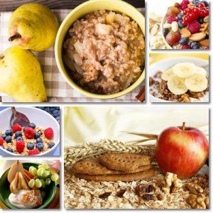 6 Benefici Dei Cereali Integrali a Colazione