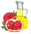 olio semi melograno