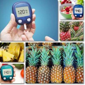 Posso mangiare l'ananas se ho il diabete?