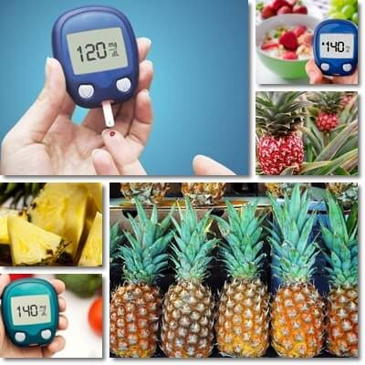diabete ed ananas