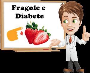 Fragole e diabete