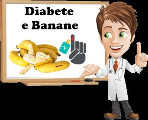 posso mangiare le banane se ho il diabete