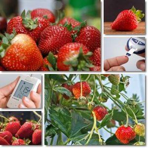 Posso mangiare le fragole se ho il diabete?