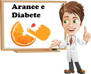 diabete e arance