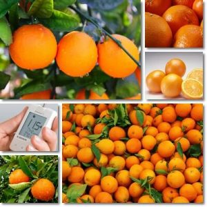 Posso mangiare le arance se ho il diabete?