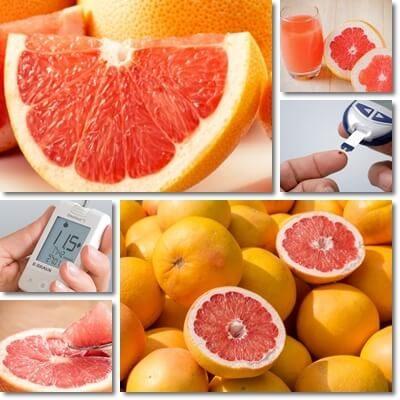pompelmo e diabete