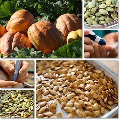 Posso mangiare i semi di zucca se ho il diabete?